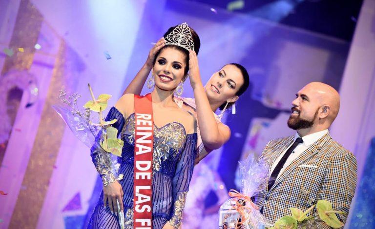 Ariadna Hernández es la nueva reina de las Fiestas de La Vera