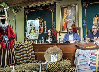 Presentación de las Fiestas Patronales de La Guancha 2019
