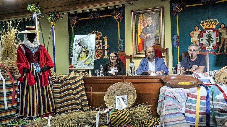 La próxima semana comienzan las fiestas patronales en La Guancha