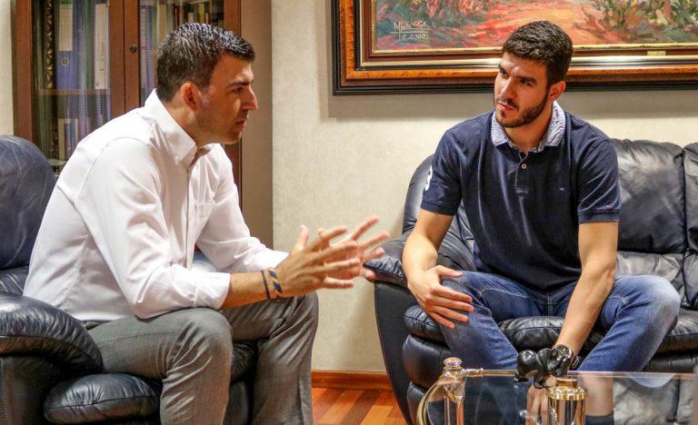 El baloncestista realejero Sergio Rodríguez ficha por el Bilbao Basket