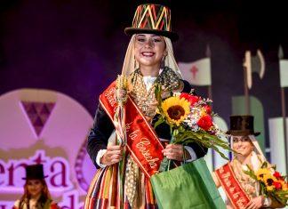 Reina de la Fiesta de La Cosecha 2019 en La Guancha