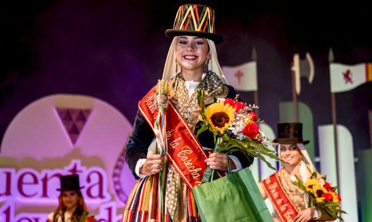 La nueva Reina de la Fiesta de la Cosecha es Melissa Garceso