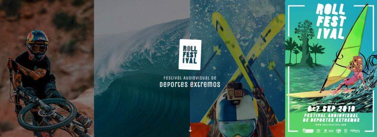 El Roll Festival el 6 y 7 de septiembre en la cita con los deportes extremos