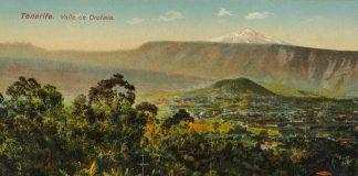 Valle de La Orotava - Imagen de Jordao Da Luz Perestrello - Principios del siglo XX (Archivo de la FEDAC)