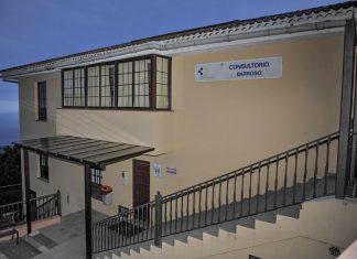 Actual consultorio en Barroso