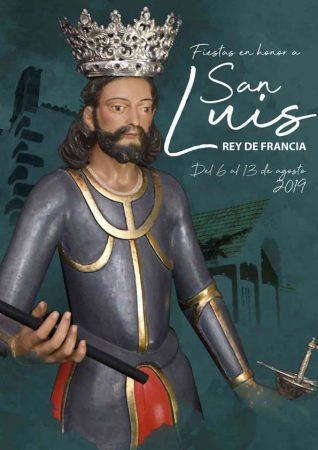 Cartel Fiestas de San Luis 2019