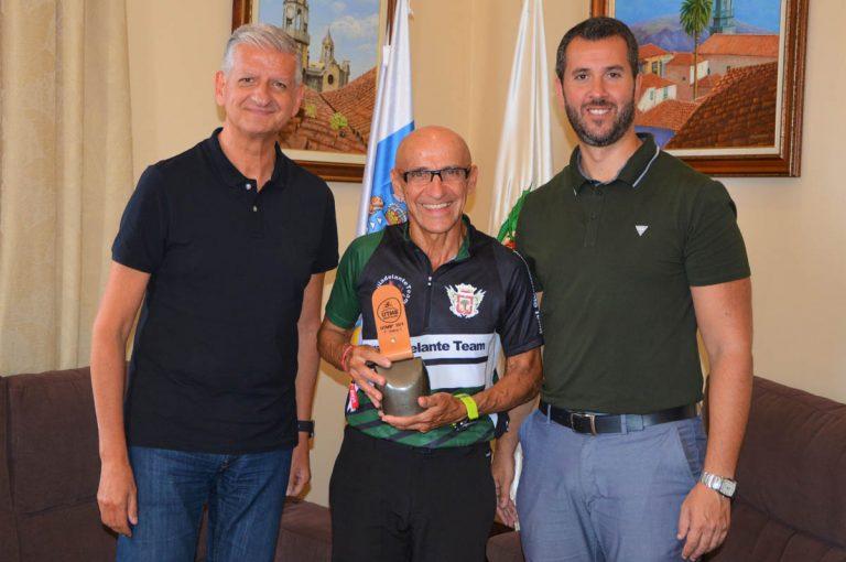 Miguel Ángel García (Kiko) primer canario gana la carrera de montaña más importante del mundo
