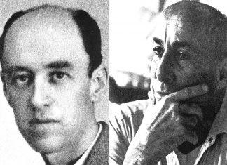 Agustin Espinosa y Cesar Manrique