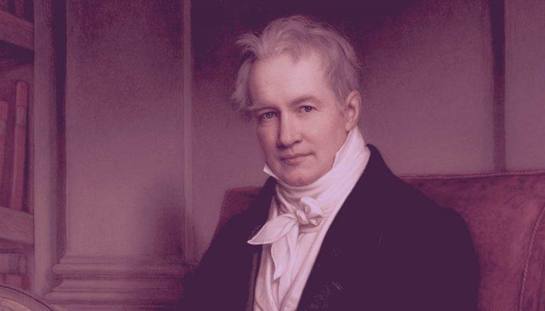 Alejandro de Humboldt, 250 años después