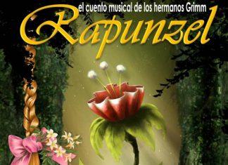 Cartel Rapunzel La Orotava