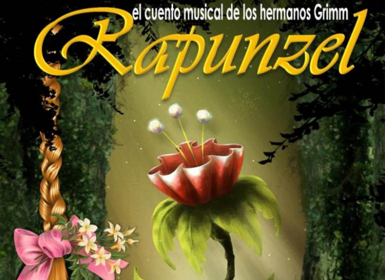 El domingo llega 'Rapunzel' al Auditorio Teobaldo Power
