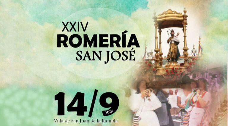 Se celebra en San Juan este sábado 'La Romería en honor a San José'