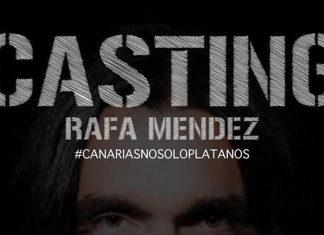 Casting Rafa Mendez