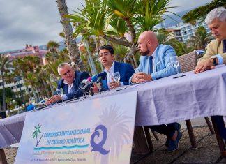 Presentación del V Congreso de Calidad Turística