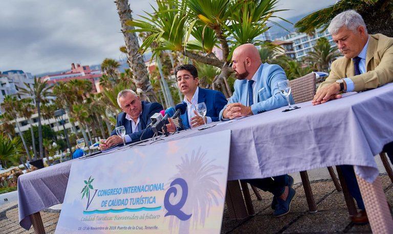 Se presentó el V Congreso Internacional de Calidad Turística