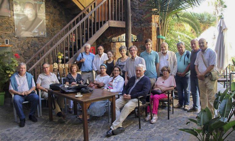 La ACH de Tenerife ante el 250º aniversario del natalicio de Alexander von Humboldt