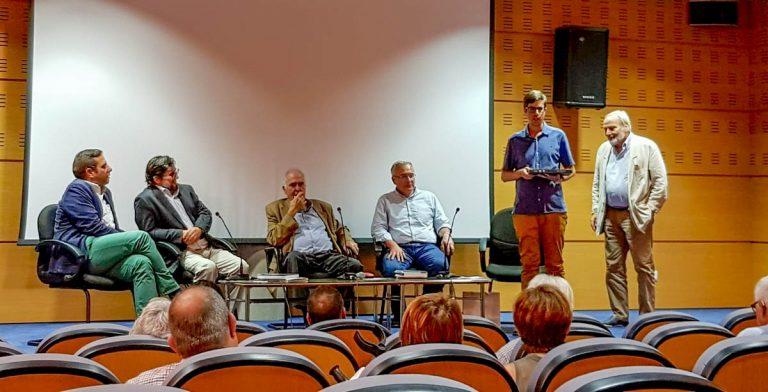 Eduardo Sánchez García. Palabras ante un homenaje desde la ACH de Tenerife