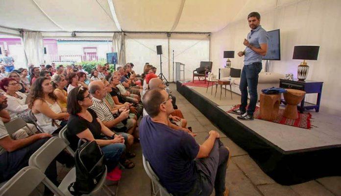 Imagen de archivo de uno de los eventos del festival Periplo