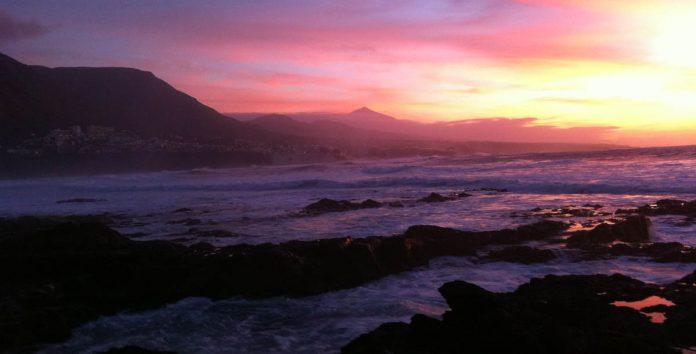 Atardecer del Norte de Tenerife