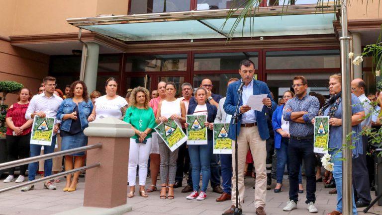 El Ayuntamiento de Los Realejos destaca sus actuaciones en la lucha contra el cambio climático
