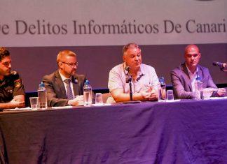 Mesa de ponentes del acto del ODIC