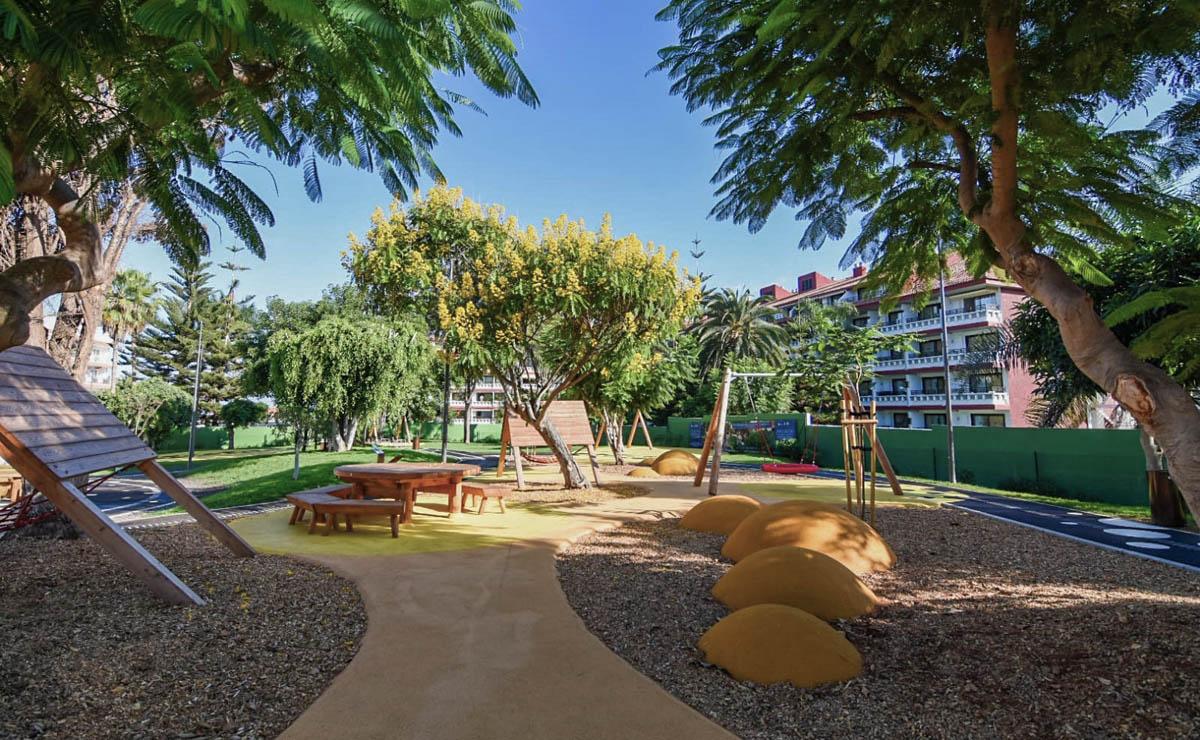 Parque El Laurel 1