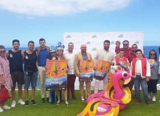Presentación del Carnaval de Verano 2019