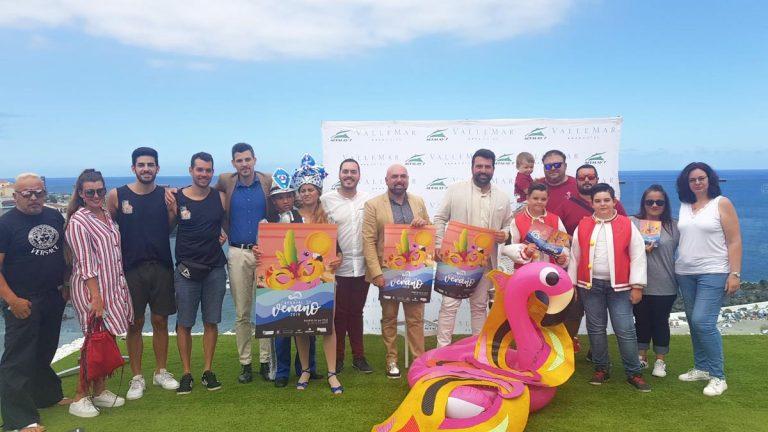 Del 12 al 15 de septiembre cita con el Carnaval de Verano en el Puerto de la Cruz