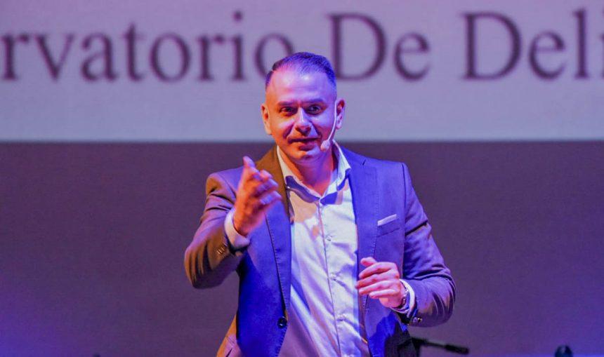 Sergio Diaz, director del Observatorio de Delitos Informáticos de Canarias.