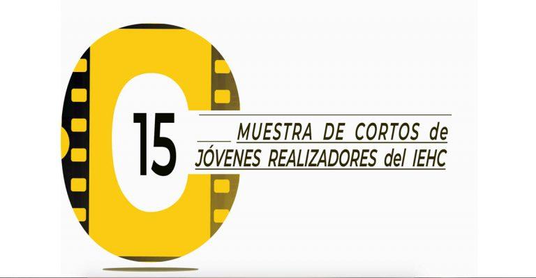 Jueves y viernes se proyectan en el IEHC los cortometrajes de la XV Muestra de Jóvenes Realizadores
