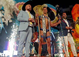 David Mesa Rey del Carnaval de Verano