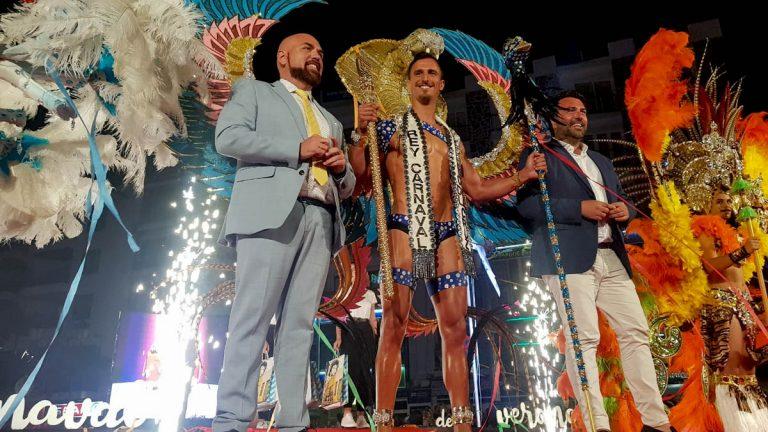 Se eligió el primer 'Rey del Carnaval de Verano' del Puerto de la Cruz