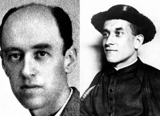 Agustin Espinosa y Sebastián Padron