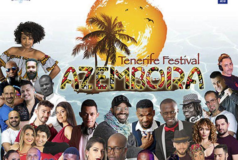 Este fin de semana llega el Azémbora Tenerife Festival