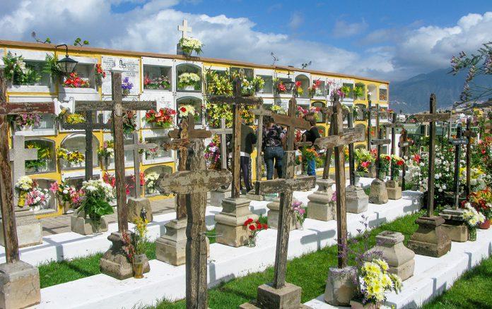 Cementerio San Francisco Realejo Bajo