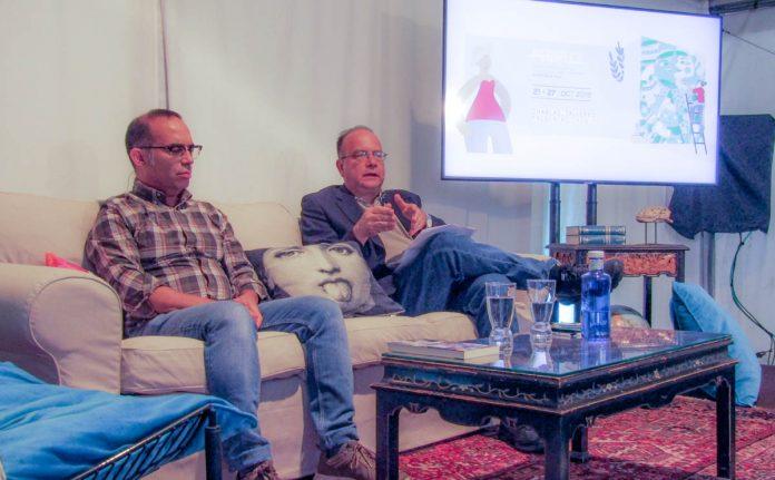 Coroliano González y Eduardo García Rojas