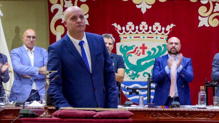 Felipe Rodríguez relevó a Lope Afonso en el grupo popular municipal