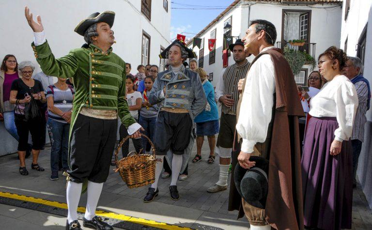Finalmente el 'Mercado Barroco de Canarias se celebrará el sábado 2 de noviembre