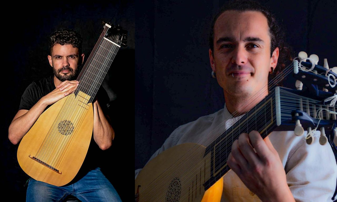 Hector González y Jorge Rubiales