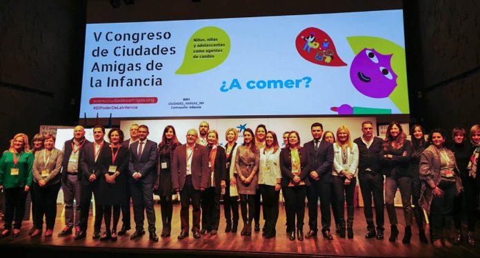 V Congreso Nacional de Ciudades Amigas de la Infancia