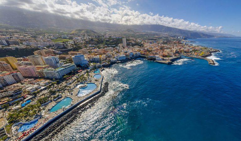 Puerto de la Cruz y el Cabildo de Tenerife galardonados con el premio 'Q de calidad turística 2020'