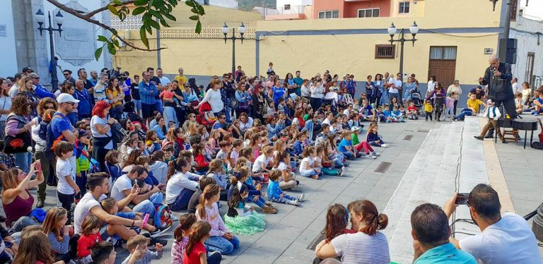 Sábado y domingo se celebrará en Los Realejos el Festival Internacional de Títeres