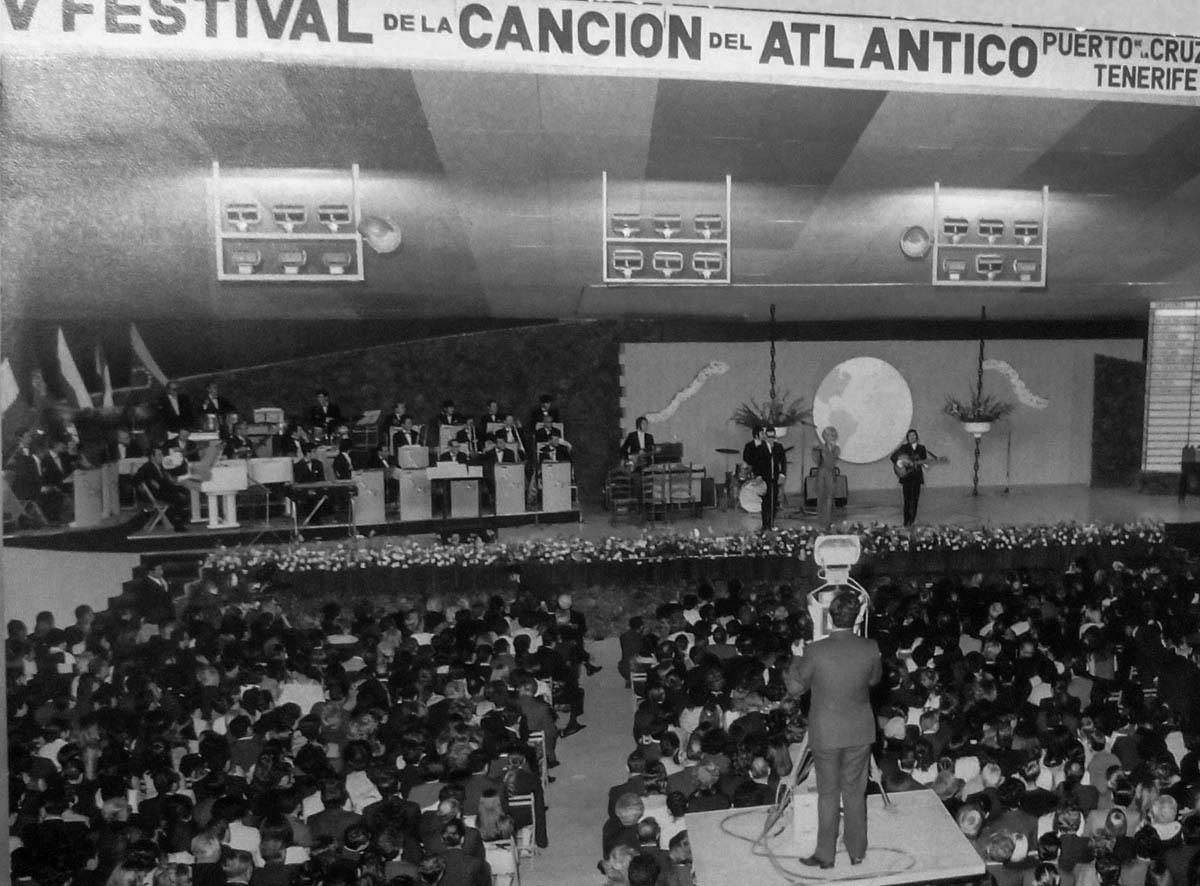 V FESTIVAL INTERNACIONAL DE LA CANCIÓN DEL ATLÁNTICO