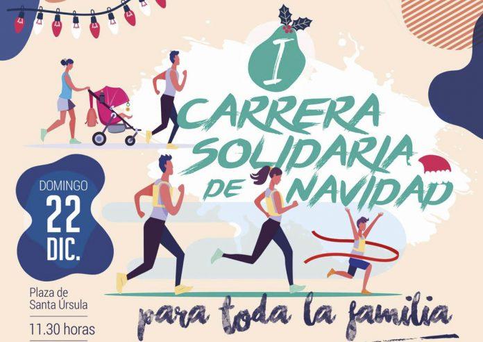 Carrera Solidaria Navidad