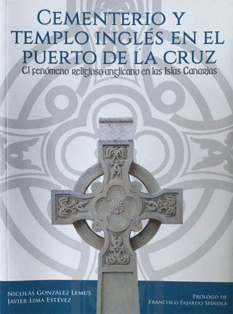 Libro Cementerio y Templo Inglés