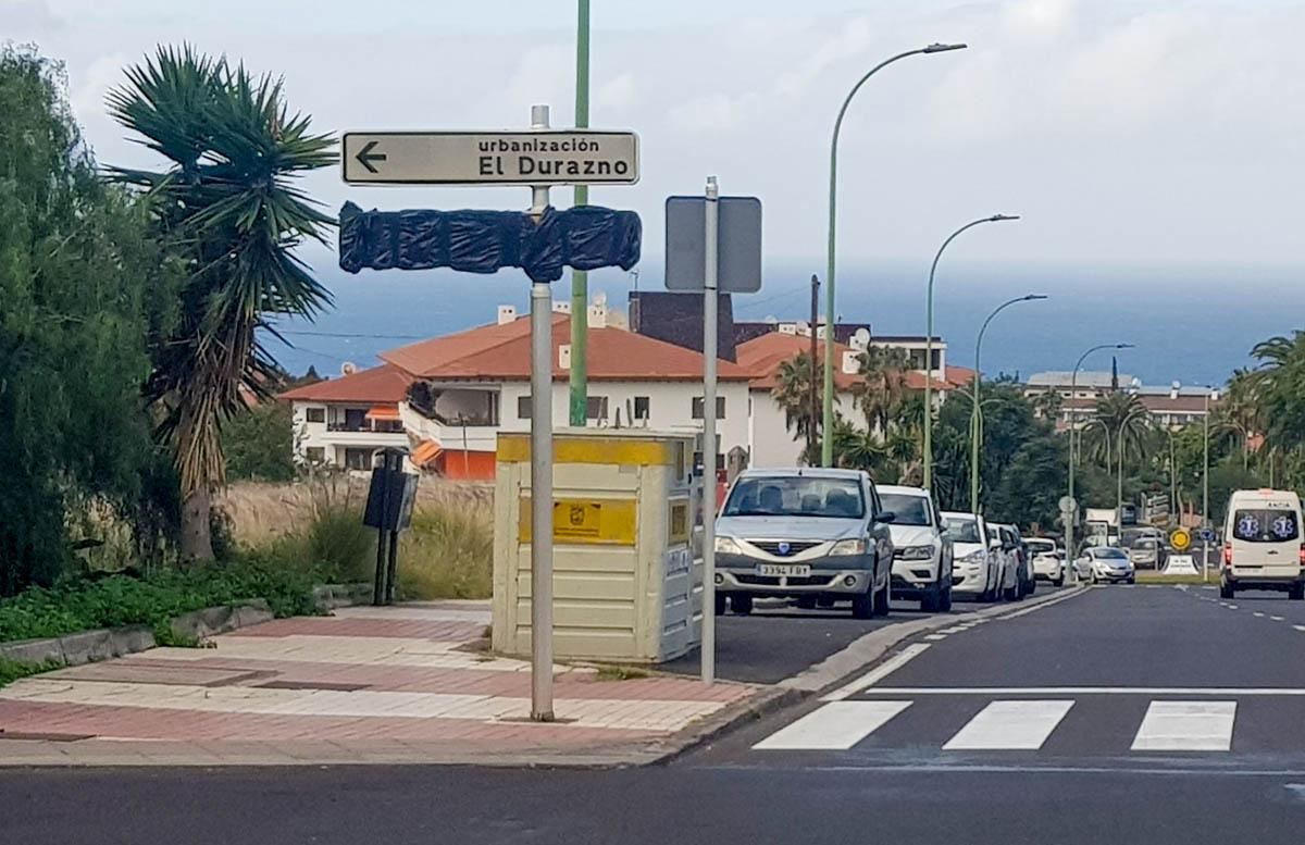 Resultado de imagen de obras urbanización El Durazno