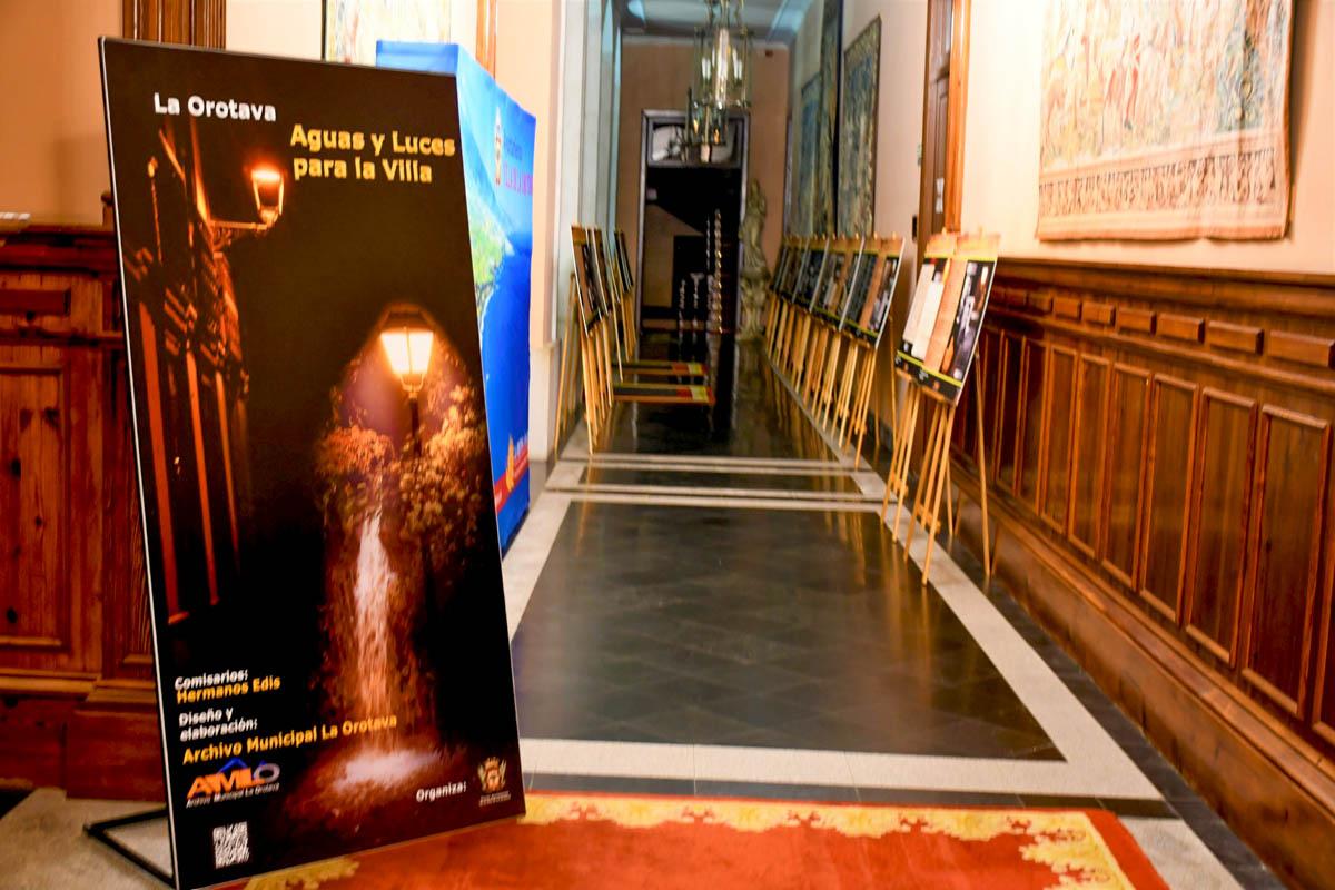 Exposición Aguas y Luces