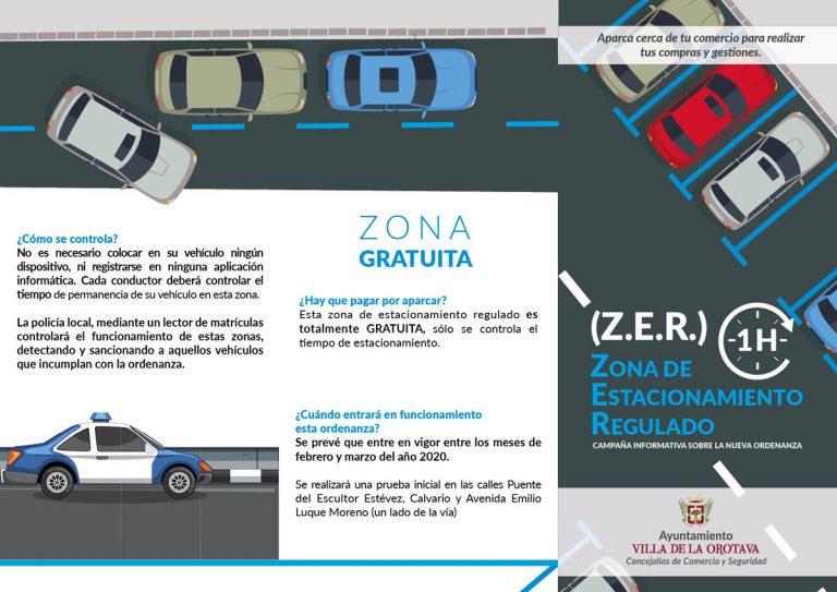 La Orotava sigue dando pasos hacia la Zona de Estacionamiento Regulado (ZER)