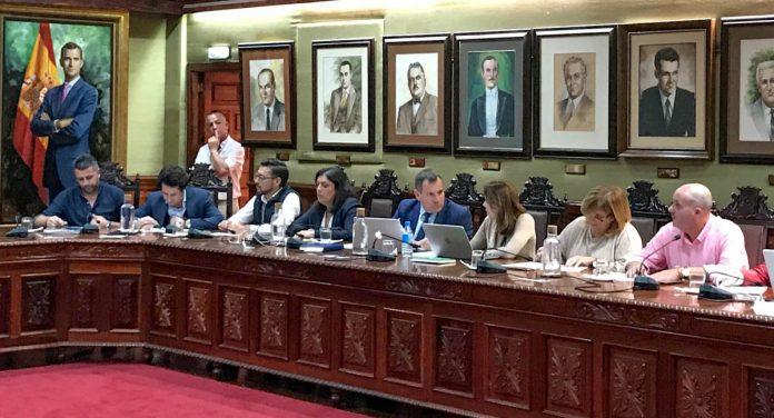 Grupo Popular en el Pleno ordinario de diciembre 2019