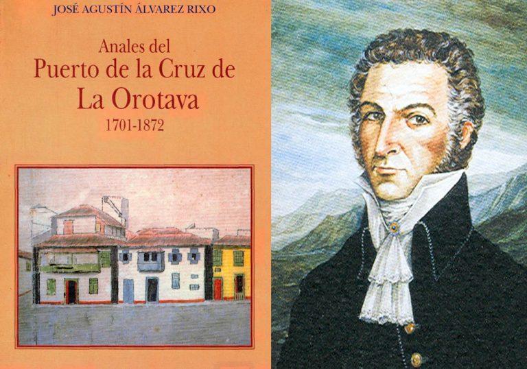 La Navidad, José Agustín Álvarez Rixo y el Puerto de la Cruz